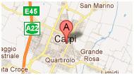 Google Maps Carpi