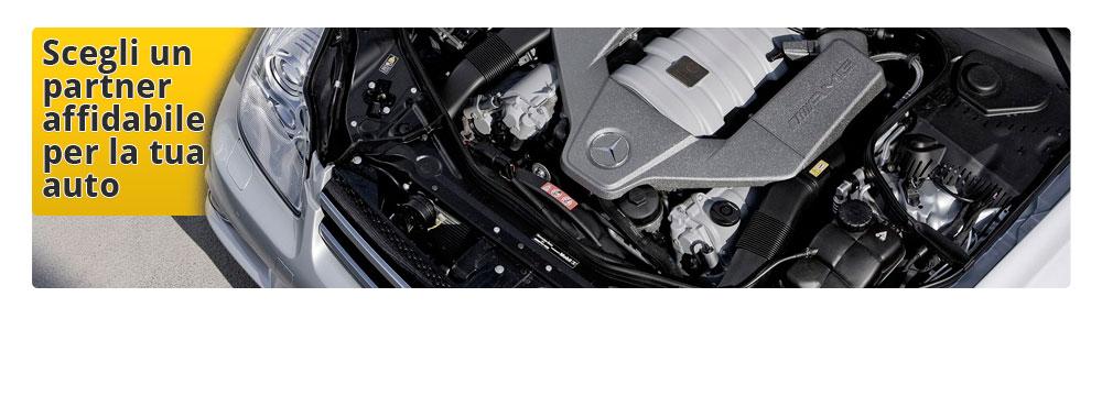 Scegli un partner affidabile per la tua auto